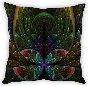 Stybuzz Glass Abstract Cushion Cover