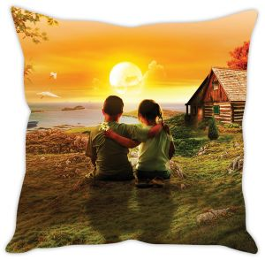 Stybuzz Friends Forever Cushion Cover