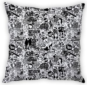 Stybuzz Poster Print Cushion Cover