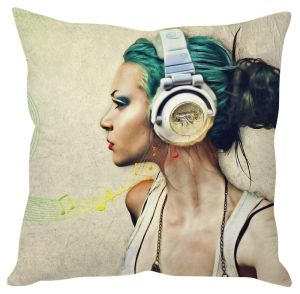 Stybuzz Rock Chic Cushion Cover