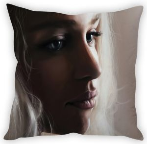 Stybuzz Daenerys Game Of Throne Cushion Cover
