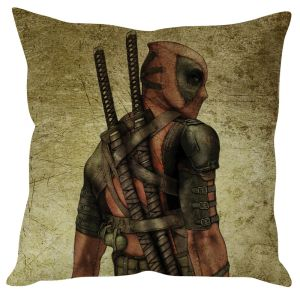 Stybuzz Ninja Warrior Art Cushion Cover
