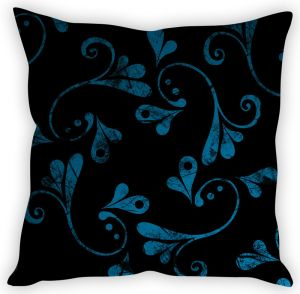 Stybuzz Blue Pattern Cushion Cover