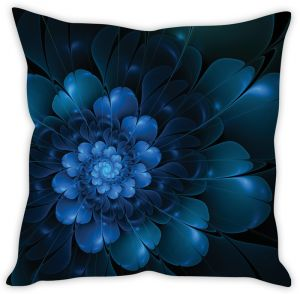 Stybuzz Floral Art Cushion Cover