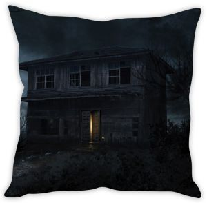 Stybuzz The Dark House Cushion Cover