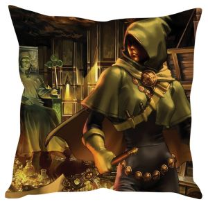 Stybuzz Anime Art Cushion Cover