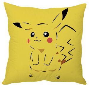 Stybuzz Pikachu Pokemon Cushion Cover