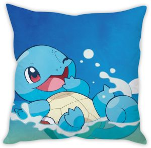 Stybuzz Squirtel Pokemon Cushion Cover