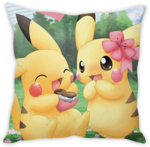 Stybuzz Pikachu Love Cushion Cover