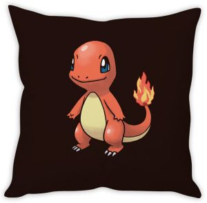 Stybuzz Charmander Pokemon Cushion Cover