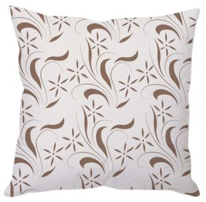 Pretty Floral Art Cushion Cover