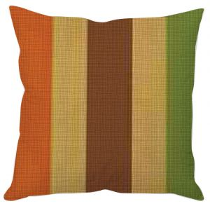 Bold Stripes Cushion Cover