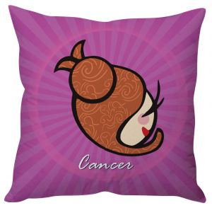 Stybuzz Cancer Zodiac Cushion Cover - Cc01543
