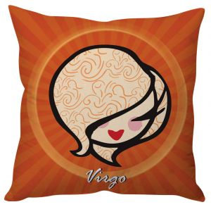 Stybuzz Virgo Zodiac Cushion Cover - Cc01545