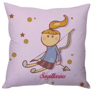 Stybuzz Sagittarius Zodiac Cushion Cover - Cc01560