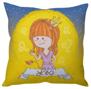 Stybuzz Leo Zodiac Cushion Cover - Cc01569