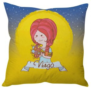 Stybuzz Virgo Zodiac Cushion Cover - Cc01575