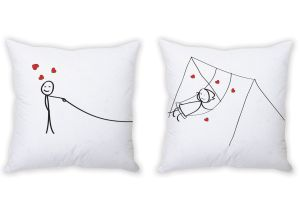 Stybuzz Swing Of Love Couple Cushion Covers
