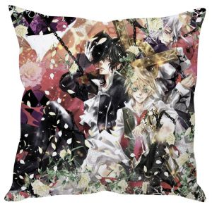 Stybuzz Girl Abstract Art Beige Cushion Cover