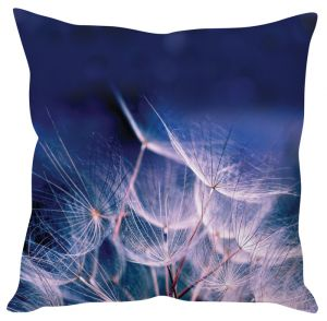 Stybuzz Dandelions Blue Cushion Cover