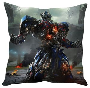 Stybuzz Transformers Multicolor Cushion Cover