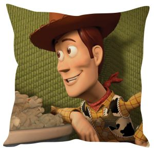 Stybuzz Toy Story Green Cushion Cover