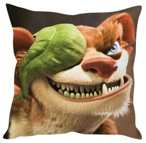Stybuzz Ice Age Green Cushion Cover