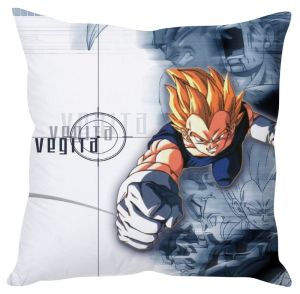 Stybuzz Dragon Ball Z White Cushion Cover