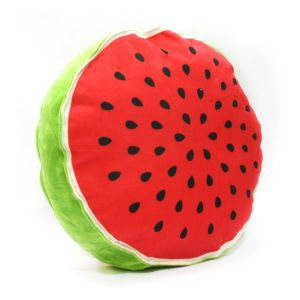 Stybuzz Watermelon Fruit Slice Cushion
