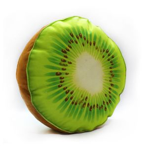 Stybuzz Kiwi Fruit Slice Cushion