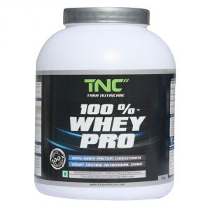 Tara Nutricare - 100% Whey Pro Protein Blend In Srawberry Flavour