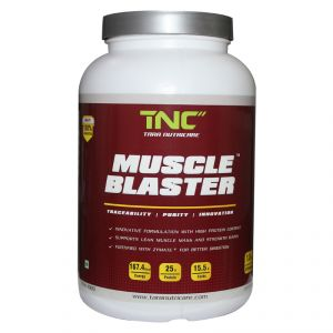 Tara Nutricare Personal Care & Beauty ,Health & Fitness  - Tara Nutricare - Muscle Blaster Protein Blend In Chocolate Flavour - (Code - TMBC1)