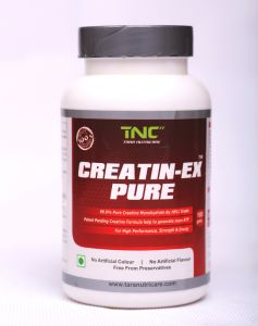 Tara Nutricare Health & Fitness - Tara Nutricare - Creatin Ex Pure Creatine  In Unflavor