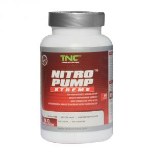 Tara Nutricare - Nitro Pump For A Massive Muscle Pump In Unflavor