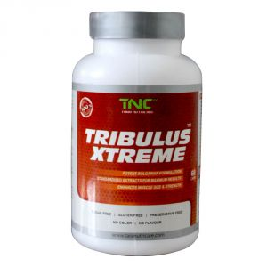 "Tara Nutricare - Tribulus Xtreme Raise Your Body""s Testosterone & Growth Hormone Production In Unflavor"