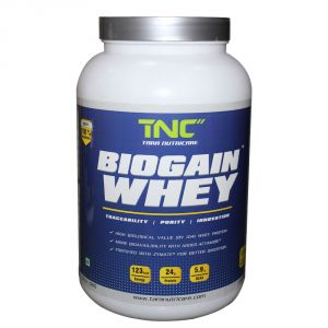 Tara Nutricare Health Supplements - Tara Nutricare - Biogain Whey Protein Blend In Vanilla Flavour - (Code - TBWV1)