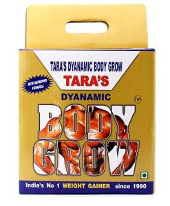 Tara Nutricare - Body Grow Protein Blend In Chocolate Flavour - (code - Tbgc4)