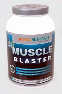 Tara Nutricare - Muscle Blaster Protein Blend In Vanilla Flavour