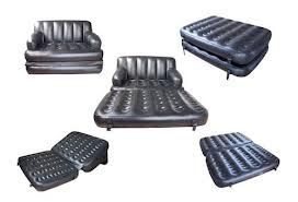 Sofas & sectionals - Best Way 5 in 1 Inflatable Sofa Bed - Black