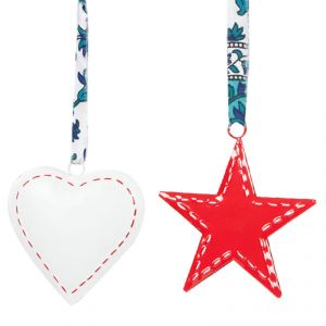 Fabulloso Little Heart And Stars Set (2 Nos)