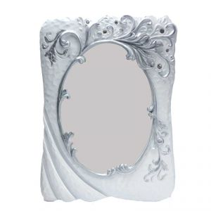 Fabulloso Elegant White Photo Frame