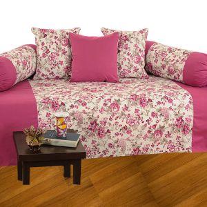 Diwan sets - Fabulloso Passionate Pink Diwan Set