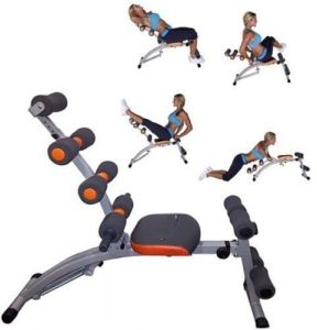 Gym Equipment - Czar Ab Core Six Pack Care Multi Exercise Total Abdominal Workout Machine