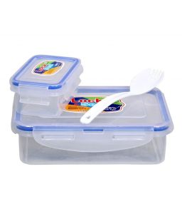 Ski Homeware Lock And Seal Lunch Box (550 Ml)