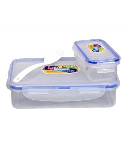 Ski Homeware Lock And Seal Lunch Box (800 Ml)