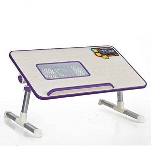 X Gear Ergonomic Adjustable Laptop Table With Cooling Fan