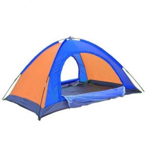 Anti Ultraviolet 4 Person Portable Camping Tent