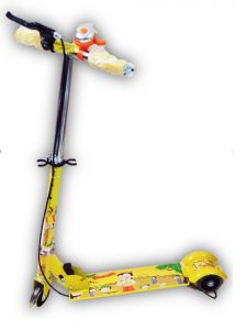 Kids Alloy Foldable 3 Wheel Scooter, From Wholesaler