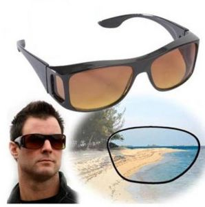 Sunglasses, Spectacles (Mens') - HD Vision Sunglasses Day & Night Driving