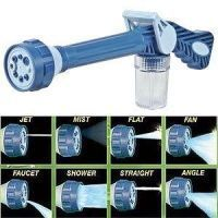 Ez Jet Water Cannon Multi-function Spray Gun Built In Soap Dispenser